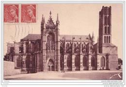 87) Limoges.- (Haute Vienne)  La  Cathédrale - Limoges