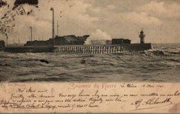 76 SOUVENIR DU HAVRE  LES BRISANTS - Port