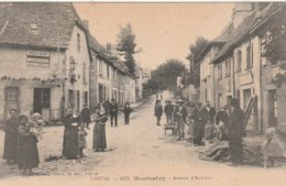 15 MONTSALVY    AVENUE D  AURILLAC - Francia
