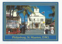 Cpm St Martin , Philipsburg , Saint Maarten Dwi Postoffice .. - Saint-Martin