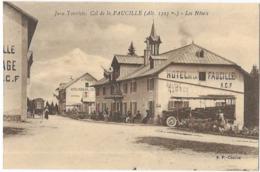 Col De La Faucille Les Hotels - Non Classés