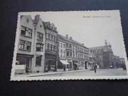 Belgique  België  ( 1628 )    Roulers  Rousselare  Roeselare  Zuidstraat Met College - Roeselare