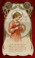 Image Pieuse Religieuse Holy Card Souvenir M. Vitipon Vitipan ? 1912 - Je Ne Suis Pas Venu Pour Juger ... Ed ? - Imágenes Religiosas