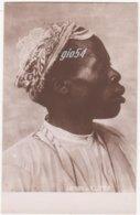 Africa Arabia Negro Di Kufra Fotografica - Africa