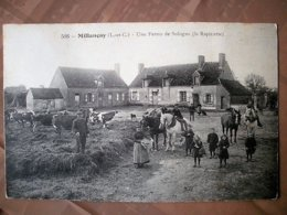 MILLANCAY  FERME LA RAPINERIE - France