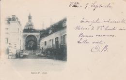 89 - JOIGNY - Eglise St-Jean - Belle CPA De 1900 - - Joigny