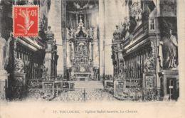 Toulouse (31) - Eglise Saint Sernin - Le Choeur - Toulouse