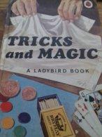 Tricks And Magic JAMES WEBSTER Wills And Hepworth 1969 - Boeken, Tijdschriften, Stripverhalen