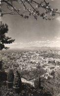 GRANADA-EL ALBAICIN DESDE GENERALIFE-1954-REAL PHOTO - Granada