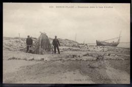 BERCK PLAGE 62 - Douaniers Dans La Baie D'Authie - A710 - Berck