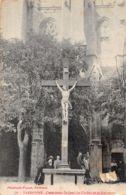 Narbonne (11) - Cathédrale St Just - Le Cloître Et Le Calvaire - Narbonne