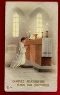 Image Pieuse Religieuse Holy Card Communion Bernard Desfarges 16-06-1963 - Donnez Aujourd'hui Notre Pain Quotidien N°091 - Imágenes Religiosas