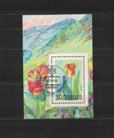 USBEKISTAN , Uzbekistan , 1993 , Oo , Used , Gestempelt ,  Mi.Nr. Block 2 - Usbekistan