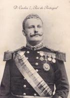 D. Carlos I. Rei De Portugal - Case Reali