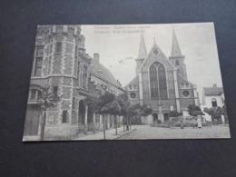 Belgique  België  ( 1639 )   Courtrai   Kortrijk  Eglise Saint Michel - Kortrijk