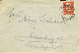 Deutsches Reich - Umschlag Echt Gelaufen / Cover Used (A979) - Briefe U. Dokumente