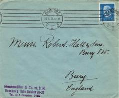 Deutsches Reich - Umschlag Echt Gelaufen / Cover Used (A980) - Briefe U. Dokumente