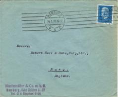 Deutsches Reich - Umschlag Echt Gelaufen / Cover Used (A982) - Briefe U. Dokumente