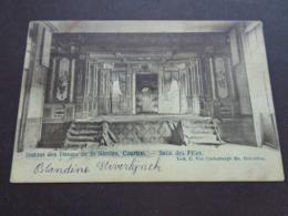 Belgique  België  ( 1644 )   Courtrai   Kortrijk   Institut - Kortrijk