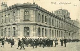 PARIS 10eme Arrondissement  école Colbert - Distretto: 10