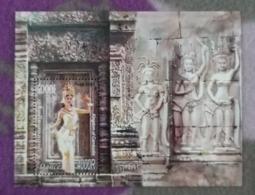 CAMBODIA/  S/S  Apsara Dance 2005 ( MNH ** ) - Cambodia