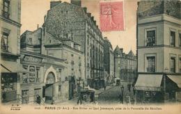 PARIS 10eme Arrondissement  Rue Bichat Au Quai Jemmapes - Distretto: 10