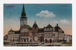 Subotica,Szabadka,Town Hall,Varoshaza   1918y. D184 - Serbia
