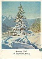 B437 Kerstkaart - Weihnachten