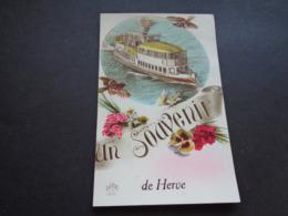 Belgique  België  ( 1650 )   Un Souvenir De Herve - Herve