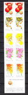 Australia   -  2002. Piante Commestibili. Edible Plants. Carnet MNH - Heilpflanzen
