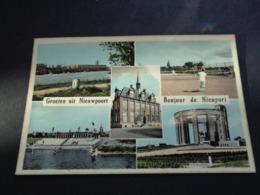 Belgique  België  ( 1653 )  Bonjour De Nieuport   Nieuwpoort - Nieuwpoort