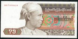 MYANMAR P65 75 KYATS 1985  #BG   UNC. - Myanmar