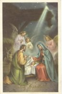 Kerstkaart 3 - Weihnachten