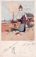 Netherlands - Katwijk - Katwyk-1906 - Katwijk (aan Zee)