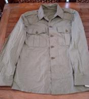 Jungle Shirt - GB - Pattern 1944 - Indochine - 1939-45