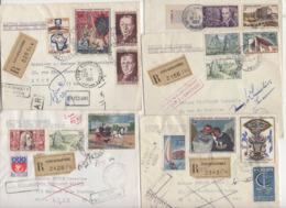 10 Lettres Et Cartes + 1 Cadeau Prix De Départ Sans Réserve 1€ Voir 2 Scan.  Bonnes Enchère              Lot Delc N°7 - Marcophilie (Lettres)
