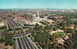 ROTTERDAM-GEZICHT OP HET CENTRUM-1962 - Rotterdam