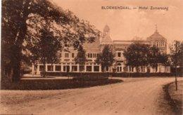 BLOEMENDAAL-HOTEL ZOMERZORG-1926 - Bloemendaal