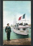 CPA - La Vie Du Marin - Factionnaire Au Petit Rang - Krieg