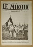 """Le Miroir Du 26/03/1916 Les Héros Du Croiseur """"La Provence"""" - D'Erzeroum à Trébizonde - Rupture Allemagne-Portugal - Kranten"""