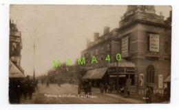 CPA  DE 1923 - ANGLETERRE - LONDRES - LONDON - PALACE & STATION - EAST HAM - London