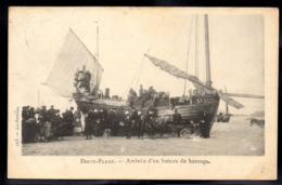 BERCK PLAGE 62 - Arrivée D'un Bateau De Harengs - A720 - Berck