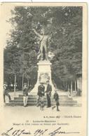 Lons Le Saunier Rouget De Lisle Statue En Bronze Par Bartholdi - Lons Le Saunier