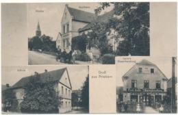 PRIEBORN, PRZEWORNO - Pologne