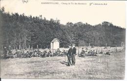 CPA RAMBERVILLERS - CHAMP DE TIR DES MONTEAUX - 1907 - Rambervillers