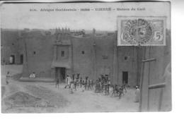 SOUDAN  DJENNE  Maison Du Cadi - Soedan