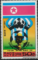 North-Korea A 1745 (complete Issue) Unmounted Mint / Never Hinged 1978 History The Football-WM - Korea (Nord-)