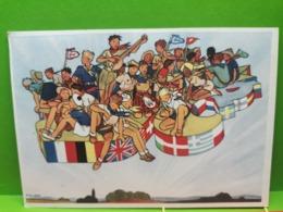 Jamboree De La Paix, France 1947 - Scoutismo