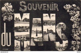 D72  LE MANS  Souvenir Du Mans  ..... - Le Mans