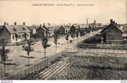 D62  Mines De BETHUNE  Cité Du Siège N?11 - Avenue Principale - Bethune
